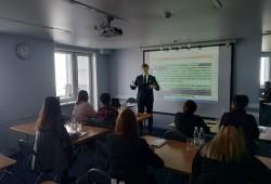 """17 февраля 2021 года во Владивостоке состоялся семинар """"Трудовое право 2021"""""""