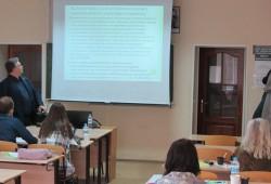 06 апреля 2021 года в Томске состоялся семинар «Защита от претензий налоговиков при проведении проверок в 2021 году. Камеральные и выездные проверки с учетом изменений 2021-2020 года»