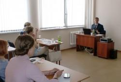 15 июля состоялся семинар в Тюмени «Трудовое право в 2019 году: тонкости работы кадровика. Анализ новых требований и судебная практика в разъяснениях эксперта»