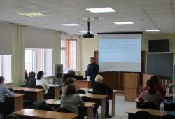 15 октября 2021 года в Томске состоялся семинар «НДС, налог на прибыль и спорные расходы в налоговом учете»